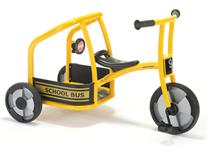 WINTHER WIN565 Circleline School Bus for Kids and Family