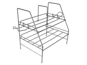 ATLANTIC 45506114 Game Depot Wire Gaming Rack
