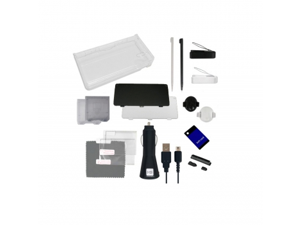GAMEFITZ GF-001 20 in 1 Accessory Pack for Nintendo DSi