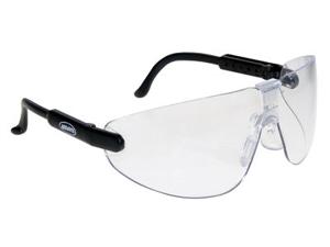 AO Safety 247-15152-00000-100 Lexa Black Clr Mediumm Safety Glasses Clear L