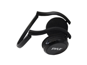 PyleHome PPCM20 Wireless Headset/Headphones with Base Station and USB Transmitter for PC/Mac for Video/Voice Chat