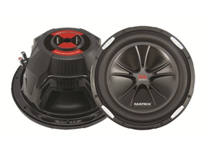 Matrix Audio PX10DVC 800 Watt DVC 10 in. Subwoofer