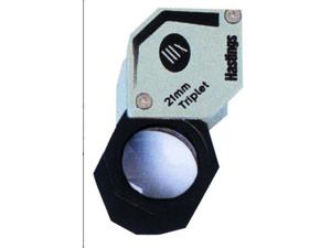 Gemoro EL960 Diamond Loupe 21mm 10x Chrome