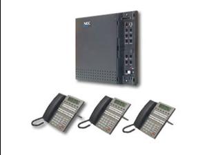 NEC Unified Solutions 1091015 DSX-40 KSU &- 3 22 Button Phone Kit