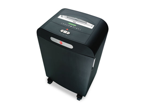 Swingline 1758585 DX18-13 Medium-Duty Cross-Cut Shredder, 18 Sheet Capacity