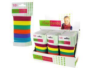Bulk Buys Hair Band Assortment - Case of 36