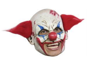 Costumes for all Occasions TB27530 Clown Dlx Chinless Adult Mask