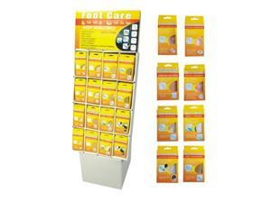 Bulk Buys Foot Care Display Assorted - Case of 144