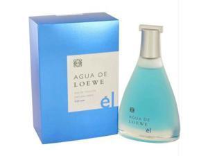 Loewe 492379 Agua De Loewe El by Loewe Eau De Toilette Spray 3.4 oz