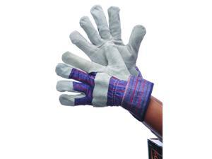 Bulk Buys Leather Patch Palm Gloves - Case of 120