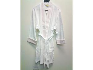 Bulk Buys White Bathrobe - Case of 12