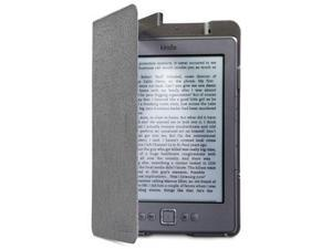 Verbatim Folio Case w/LED Light for Kindle (Slate Silver)