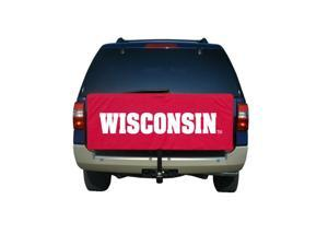 Rivalry RV439-6050 Wisconsin Tailgate Hitch Seat Cover