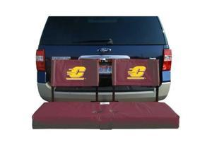 Rivalry RV152-6050 Central Michigan Tailgate Hitch Seat Cover