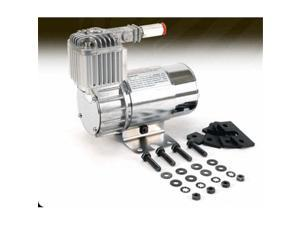 VIAIR 10016 100C Chrome Compressor Kit with Omega Bracket