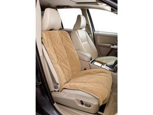 Duragear 1016 Velvet Bucket Seat Cover - Sand Color