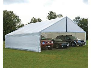 ShelterLogic 27775 30x30 White Canopy Enclosure Kit