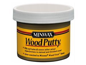 Minwax 3.75 Oz Mahogany Wood Putty  13613