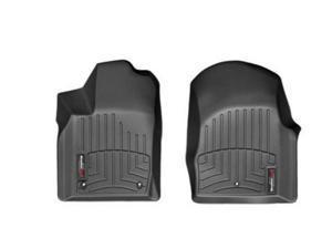 WeatherTech 443241 2011 - 2012 Dodge Durango Black 1st Row FloorLiner