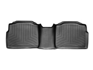 WeatherTech 442962 2011 - 2012 Hyundai Sonata Black 2nd Row FloorLiner