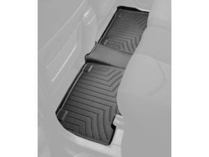 WeatherTech 444012 Rear FloorLiner for Select Mercedes Benz Models - Black
