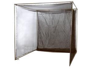 Cimarron Sports CM-10GFC 10 ft. x 10 ft. x 10 ft. Corner Fittings Only for Master Golf Cage