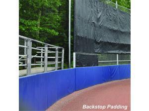 Jaypro Sports BSP2410 4 ft. x 10 ft. x 2 in. Backstop Pad