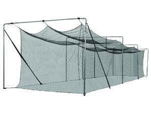 Cimarron Sports CM-704242TP 70 x 14 x 12 42 Twisted Poly Batting Cage Net