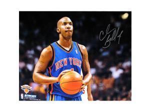 Steiner Sports BILLPHS008002 Chauncey Billups New York Knicks Ball In Hands Horizontal 8x10 Photo
