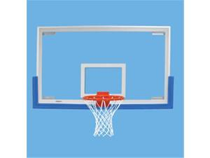 Jaypro Gbafr-48 Basketball Glass Backboard - 48 Inch Rectangle
