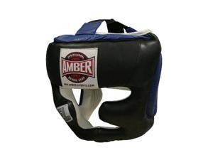 Amber Sporting GFFHG-XL Gel Full Face Training Headgear XL