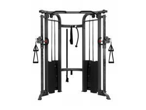 XMark Commercial Functional Trainer Cable Machine with Dual 200 lb Weight Stacks XM-7626