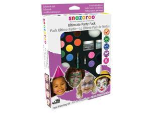 Snazaroo 1180100 Face Painting Ultimate Party Pack