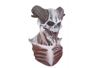 Costumes For All Occasions Tb26274 Devil Skull Mask