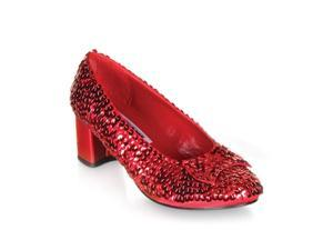 Funtasma Dorothy-01 Women S Red Sequins Dorothy Shoes Size 8