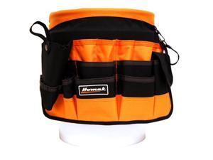 Homak TB00102038 10 Inch Bucket Bag with 38 Pockets