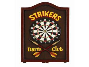 Ram Gameroom R734 Strikers Dartboard Cabinet