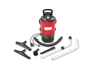 Electrolux Sanitaire SC412A Commercial Backpack Vacuum- 11.5 lbs- Red