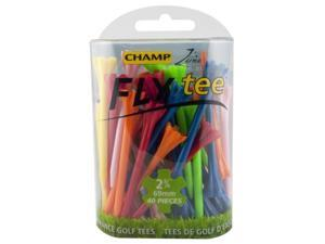 ProActive Sports TFT200 FLYTee 2 3/4'' 40/Pack Assorted from Champ