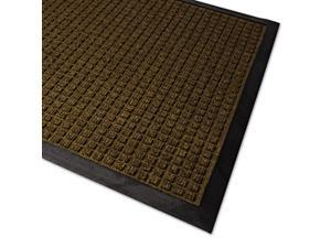 Guardian                                 WaterGuard Wiper Scraper Indoor Mat, 36 x 120, Brown