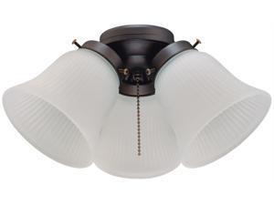 Westinghouse Lighting 7782600 3-Light Oil Rubbed Bronze Cluster Light Kit