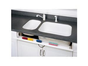 Rev-A-Shelf RS6581.11.11.4 11 in.L Standard Tip Out Trays One Piece-White