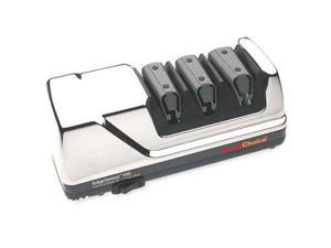 Chefs Choice 0120006 Diamond Hone EdgeSelect Plus Knife Sharpener in Platinum