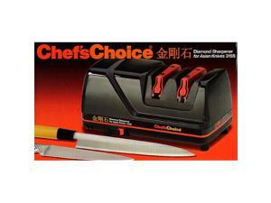Chefs Choice 0315001 Professional Diamond Sharpener For Asian Knives in Black