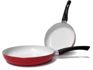 Bulk Buys 9.5 in. Ceramic Non-Stick Fry Pan - Case of 12