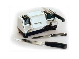 Chefs Choice 0110007 Diamond Hone Multistage Knife Sharpener in Chrome