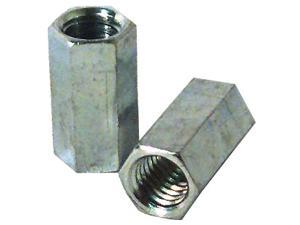 Boltmaster Steelworks 11849 .75 in. Right Hand Threaded Rod Zinc Plated Steel Coupl