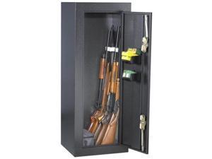 Homak HS30103630 Gloss Black 12 Gun Cabinet