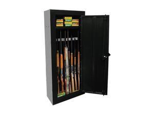 Homak HS30120080 First Watch 8 Gun Steel Security Cabinet