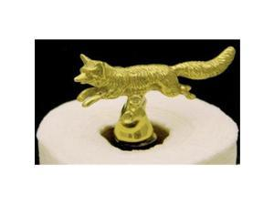 Mayer Mill Brass - TPS-RF - Running Fox Toilet Paper Stand